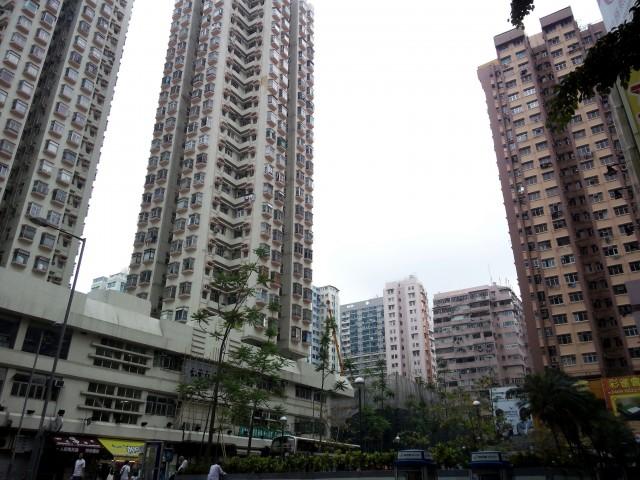 香港 高層建物